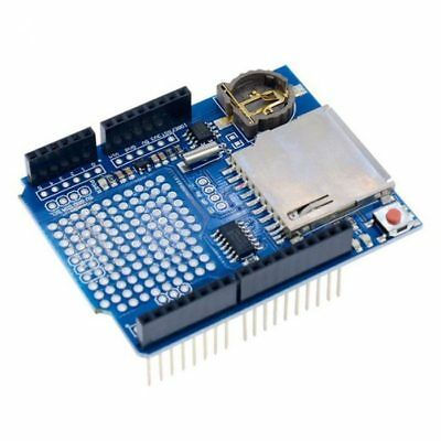 UNO Data Logger Module Logging Recorder Shield Arduino DS1307 SD Card Reader