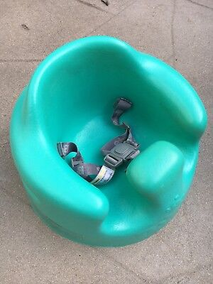 Bumbo Seat Baby Infant Floor Chair with Safety Straps * Gently Used