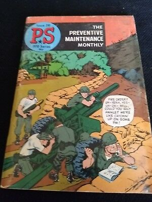 PS The Preventive Maintenance Monthly #210 1970 series