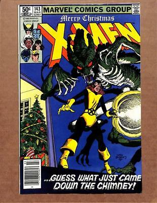 X-Men # 143 - NEAR MINT 9.2 NM -  Wolverine MARVEL Shop our other Comics!!