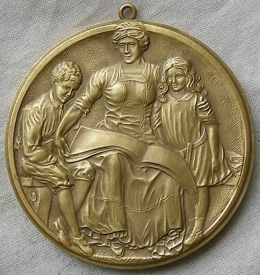 MACO. State University of New York Board of Regents gold-plated Medal