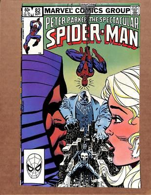 Spectacular Spider-Man # 82 - NEAR MINT 9.8 NM - MARVEL Shop our other Comics