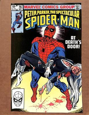 Spectacular Spider-Man # 76 - NEAR MINT 9.8 NM - MARVEL Shop our other Comics