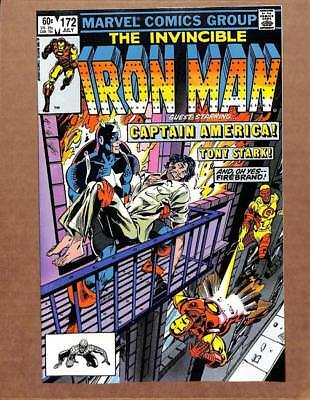 Iron Man # 172 - NEAR MINT 9.8 NM - Avengers Captain America MARVEL Comics!
