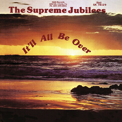 The Supreme Jubilees-It'll All Be Over-CD 2015 Light In The Attic USA-LITA 120