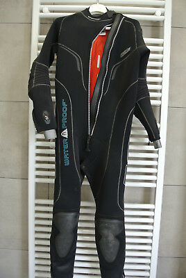 Waterproof W1 Fullsuit Frontzip 5mm / Man