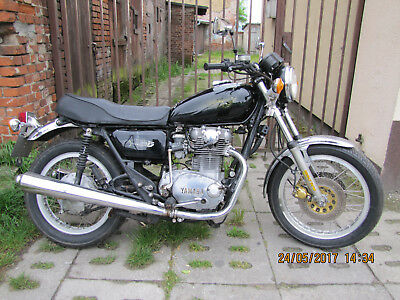 Yamaha XS 650 Typ 447 Old-/Youngtimer One Kick Only (400 750 SR 500 cafe racer)