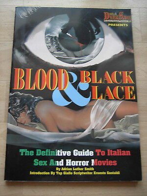 Blood & Black Lace (Buch Giallo Sex and Horror Movies Guide Italo Argento Bava)