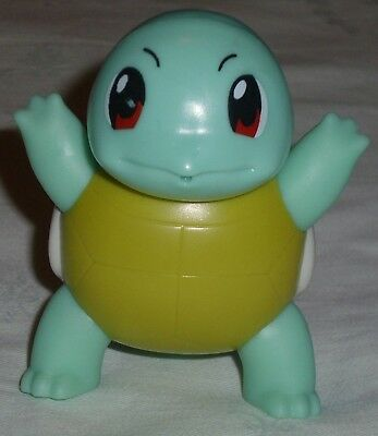 1x McDonalds 2016 Pokemon Happy Meal Spielzeug Figur Figure Schiggy