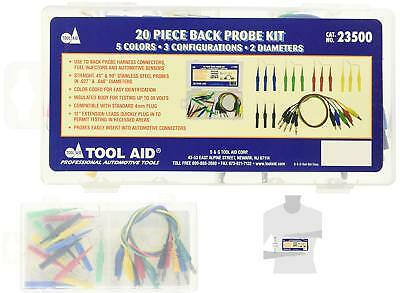 Back Probe Kit Test Wiring Tool Automotive Power Electrical Probing Vehicle Car