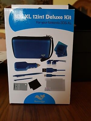 3ds xl 12in1 deluxe kit
