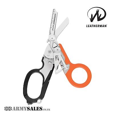 Leatherman RAPTOR Medical Shears with emergency tools ORANGE