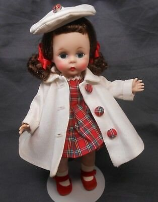 "Vintage Madame Alexander Kins #569 ""Wendy On School Trip"" - 1956 and Complete!"