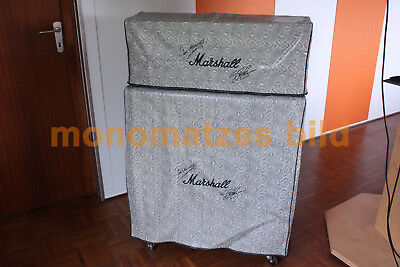 Marshall Slash Snake Skin Cover Set für JCM800 + 1960A