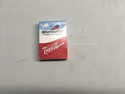 Coca-Cola Southwest Airlines Playing Cards