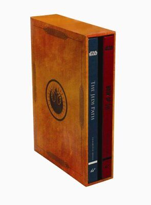 Star Wars The Jedi Path and Book of Sith Deluxe Box Set 9781452126418