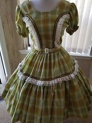 Another Unique Square Dance Dress from my collection