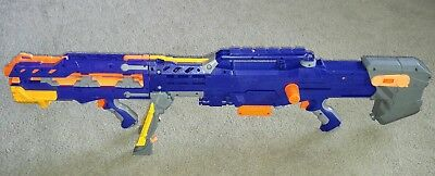 Nerf gun weapons lot blasters guns NERF longshot CS-6 rare sniper rifle