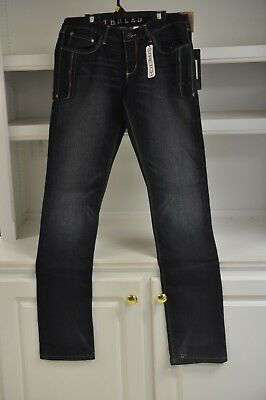 CLEARANCE Southern Thread Cinch Women Micah Lower Rise Skinny Leg Slim Fit Jeans