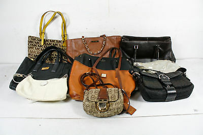 Lot of 10 Bags Wholesale Mixed Designer Brands Coach Kate Spade Michael Kors