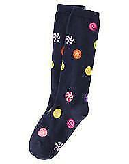 NWT Gymboree Candy Shoppe socks and hair clips Size 5-7 years