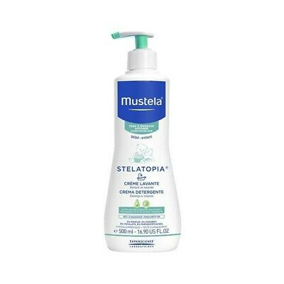 MUSTELA stelatopia cleansing cream 500 ml