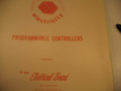 PROGRAMABLE CONTROLLERS by ROBERT C. HILL