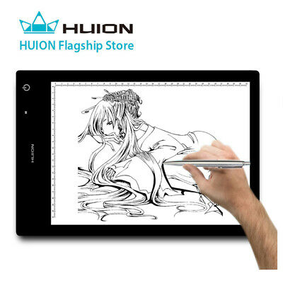 Huion LB4 Wireless Battery Powered Artists Drawing Tracing Light Box 17.7 inch