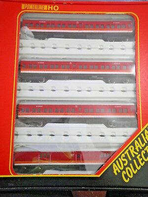 Powerline Australian Collection P152 Coach Pack Candy Lqqk Lqqk