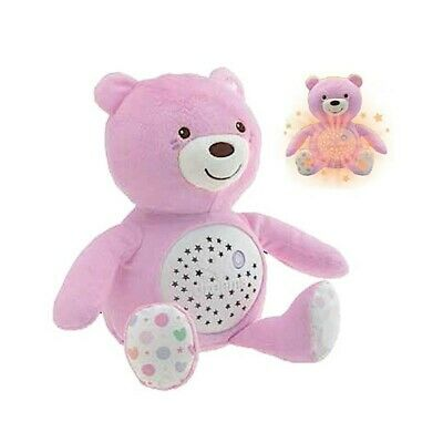 CHICCO Proiettore First Dreams Baby Bear Rosa