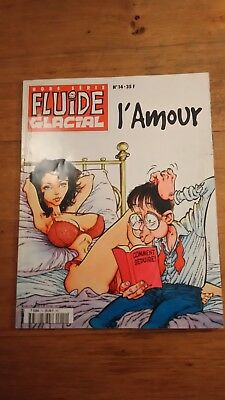 Fluide Glacial OR SERIE N°14 - 2001 - L'AMOUR