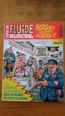 Fluide Glacial OR SERIE COMPILE D'HIVER 2010