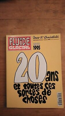 Fluide Glacial OR SERIE SPECIAL 20 ANS - 1995