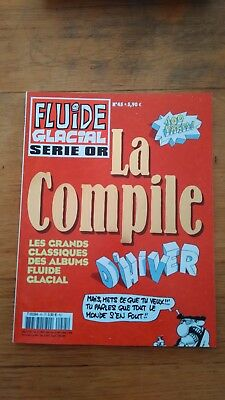 Fluide Glacial OR SERIE N°45 HIVER 2008