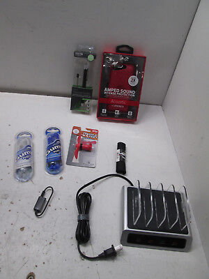Assorted Cell Phone Accessories (New); Rw2/9-214C