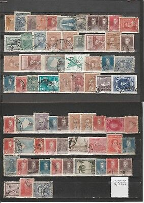 Briefmarkenlot   Argentinien  / siehe Scan  / Lot 2373