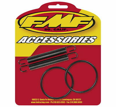 New Fmf Pipe Springs Exhaust Gaskets For Honda Cr250 Cr 250 250R 92-01 , 05-07