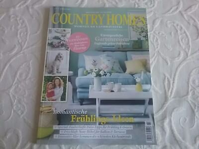 Country Homes - März/April 2018