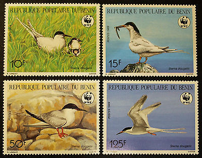 Benin 936-941 Mint Never Hinged Mnh 1997 Breeds Animal Kingdom Stamps