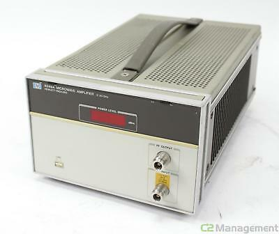 HP 8349A Microwave Amplifier 2-20GHz