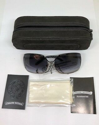 788d30d1c27d NEW - BUTTFLUX Chrome Hearts Sunglasses -  810.00