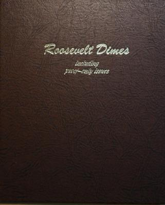 Uncirculated Silver Roosevelt Dimes Book