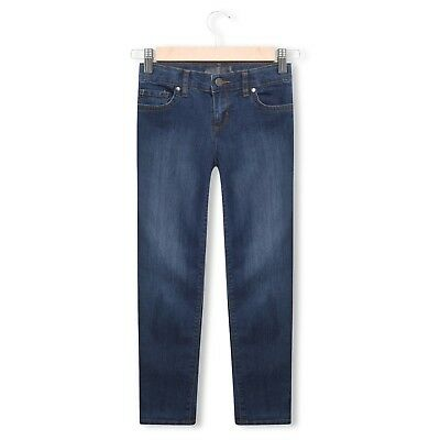 Girls Skinny Jeans Ex Branded Super With Adjustable Waistband (4-16 years)