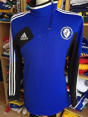 SWEATSHIRT TOP Shirt Oppsal IF (XL) Trikot Adidas Norwegen Norway Maillot Maglia