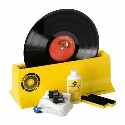 Spin Clean Record Washer MkII MK2 Cleaning Machine Album Vinyl Cleaner RRP £90