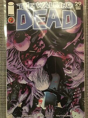 The Walking Dead #29 / US-Comic Bagged & Boarded / Robert Kirkman / 1st Print