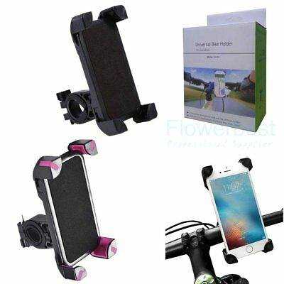 360° Rotating Universal Bike Bicycle Cycling Mount Holder Bracket For Cell Phone