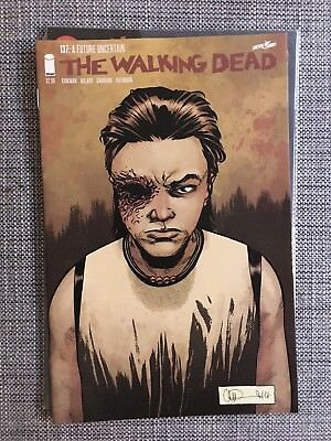 Walking Dead 137 1st Print / US-Comic