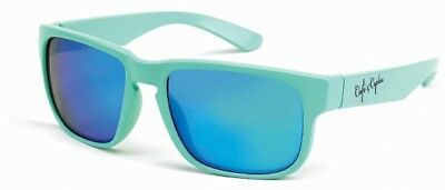 Bianchi Cafe & Cycles Sunglasses - Green