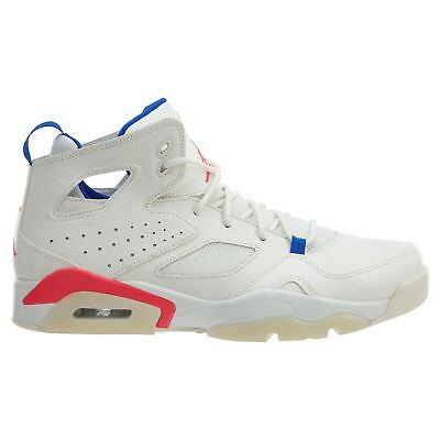 Jordan Flight Club  91 Mens 555475-125 Sail Blue Pink Basketball Shoes Size  11 8e2a0e8c9